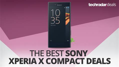 The best Sony Xperia X Compact deals in 2019 | TechRadar