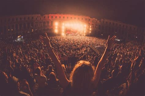 Summer 2016 Concerts at the Amphitheatre in Pula - Robert