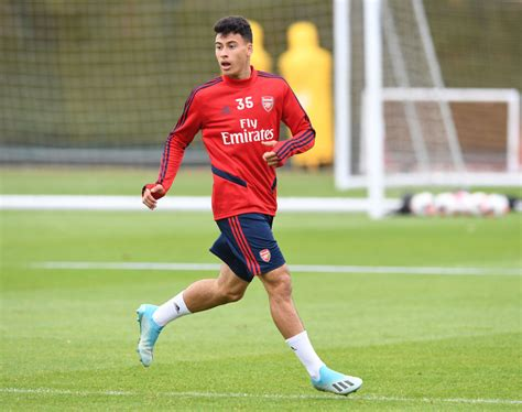 Gabriel Martinelli and two other Arsenal wonderkids who