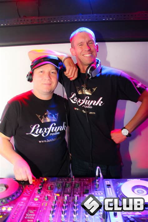 Luxfunk Party 2012