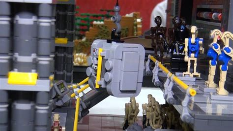 LEGO Reclamation of Toydaria - Star Wars: The Clone Wars