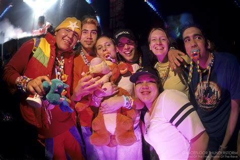 22 Photos That Show Just How Insane '90s Rave Culture