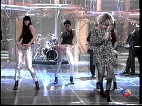 "Tina turner ""When The Heartache Is Over"" en antena 3 - YouTube"