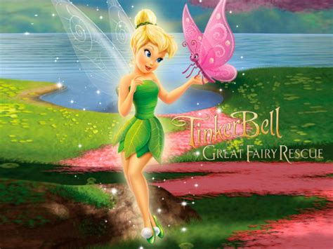 Pictures Of Tinker Bell And The Great Fairy Rescue
