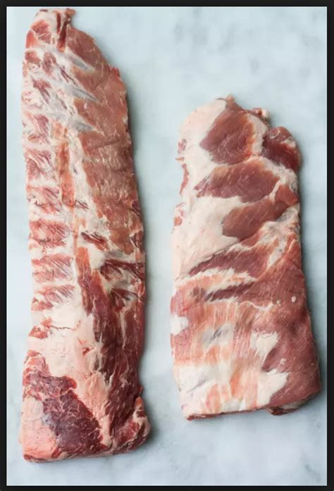 What's the Difference Between Baby Back Ribs and Spareribs