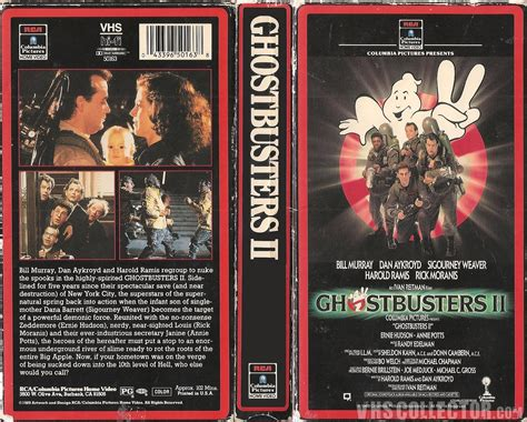 Ghostbusters II | VHSCollector