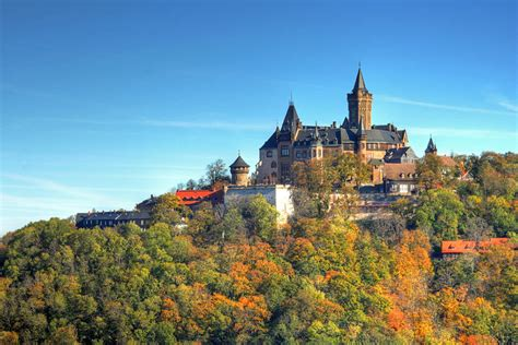 Photos of the most beautiful castles in Germany - Eupedia