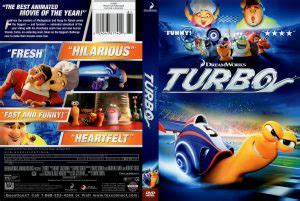Turbo DVD Cover (2013) R1