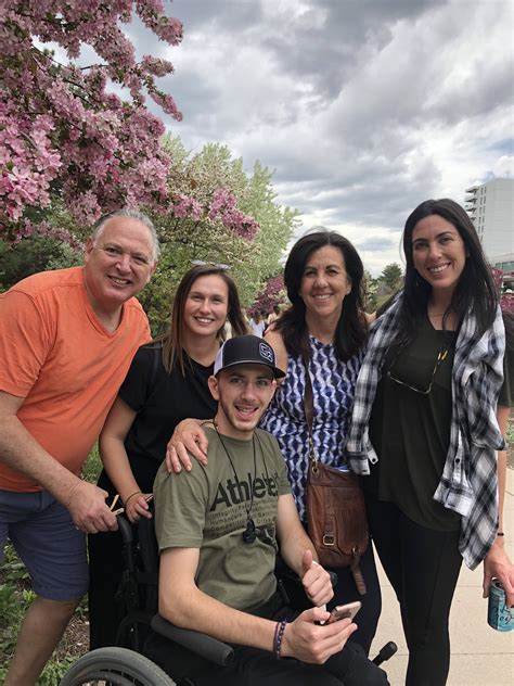 After son's accident and recovery, Steven Goldmeier