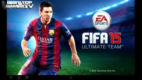 Fifa 2015 Ultimate Team - Official iOS / Android GamePlay