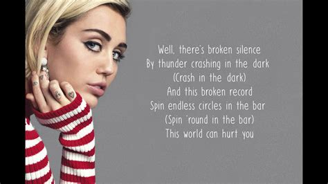 Nothing breaks like a heart - Mark Ronson Feat Miley Cyrus