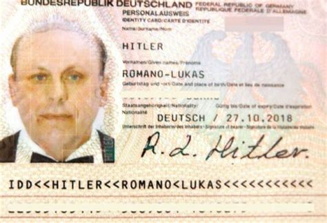 Meet the Man Who Claims He is the Cousin of Adolf Hitler