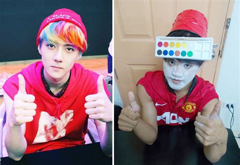 Cheap Cosplay Guy Creates Costumes From Low-Cost Household
