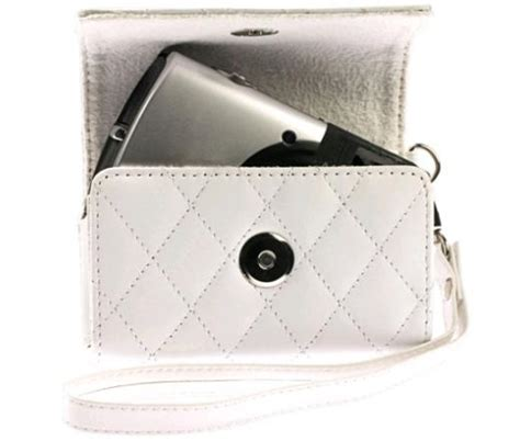 KRUSELL Camera Case COCO White - firstshop