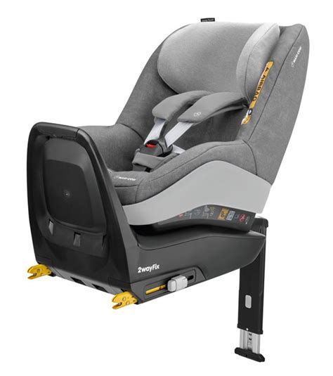 Maxi-Cosi i-Size (R129) compliant 2wayFix base for baby