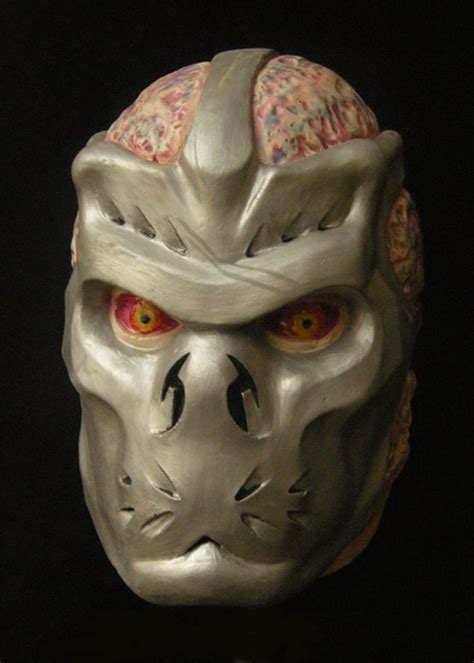 Jason X Halloween Mask