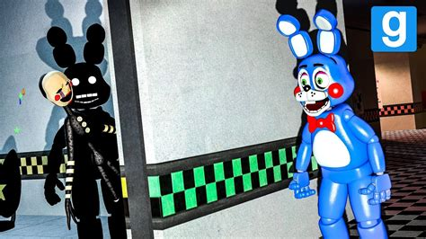 GUESS WHO WILL TOY BONNIE FIND FIRST | (Gmod FNAF Sandbox
