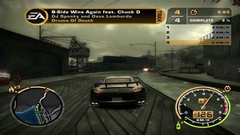 Need For Speed: Most Wanted (2005) - Race #39 - North Bay