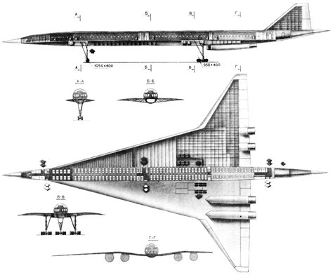 The 10 coolest cancelled airliners | Hush-Kit