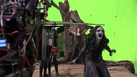 Hansel and Gretel Behind the Scenes part 2 - YouTube