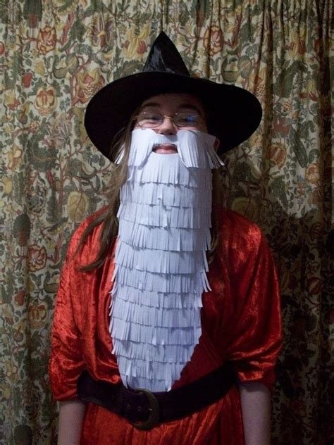 Dumbledore's Beard · How To Make A Wig · Decorating