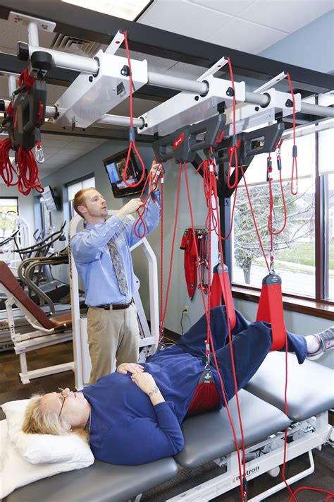 Redcord Suspension System | St Lukes Physical Therapy