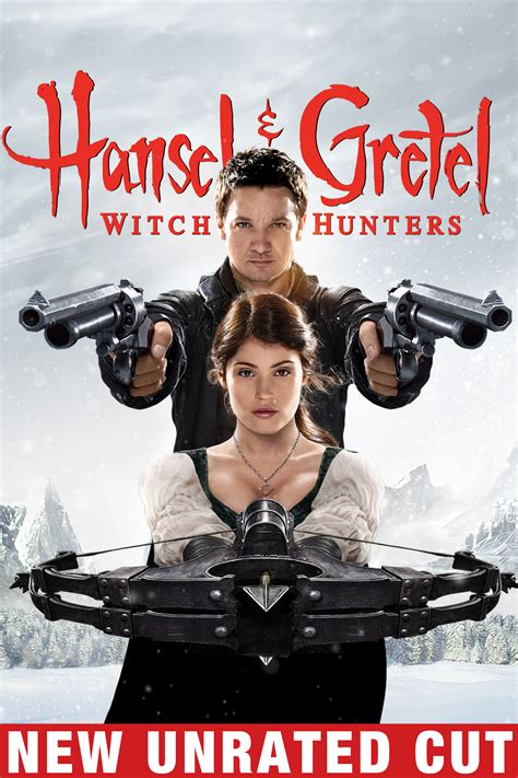 iTunes - Movies - Hansel & Gretel: Witch Hunters (Unrated)