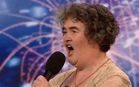 Susan Boyle won't perform on 'Dancing With the Stars
