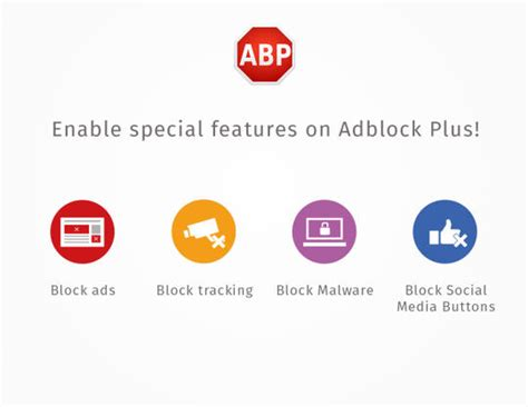 Adblock Plus for Chrome - Free download and software