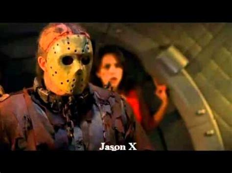 Jason Voorhees Masked And Unmasked - YouTube