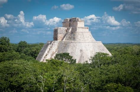 Yucatan Mexico Mayan archaological sites ruins | Love 2 Fly