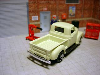 Matchbox Memories: Matchboxon kívüliek: Welly - 1953