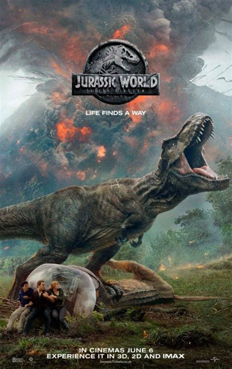 Nerdly » Two posters & ANOTHER trailer for 'Jurassic World