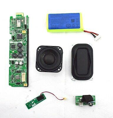 Original Sony SRS-XB20 Replacement Parts/Board/Battery