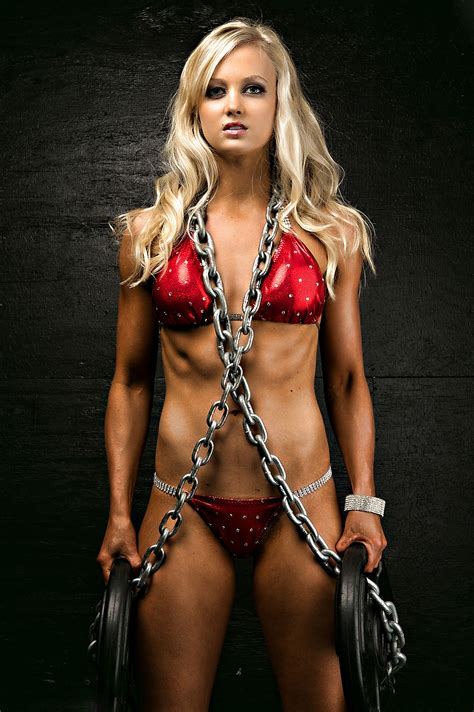 Maddy Moon: Former Fitness Competitor Said She Used Show