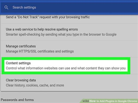 How to Add Plugins in Google Chrome (with Pictures) - wikiHow