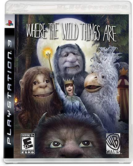 Where The Wild Things Are - PlayStation 3 Játékok | www