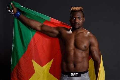 UFC 220: Heavyweight contender Francis Ngannou wants to