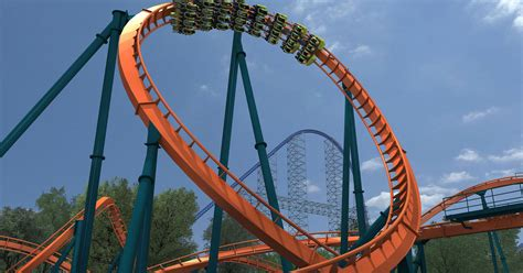 Be the first to ride Cedar Point's new Rougarou coaster