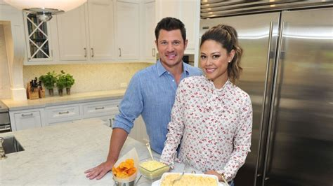 Nick and Vanessa Lachey Talk the 7-Year Itch & Juggling 3
