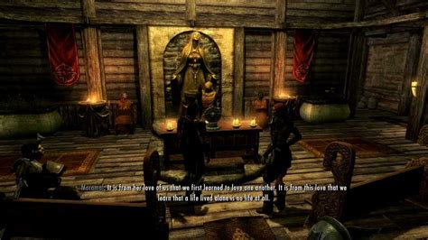 Skyrim - TUTORIAL: how to divorce your spouse without