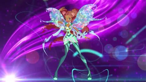 Winx Stella and Layla Bloomix Transformation - YouTube