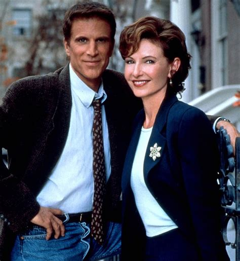 Ted Danson and wife Mary Steenburgen enjoy a romantic