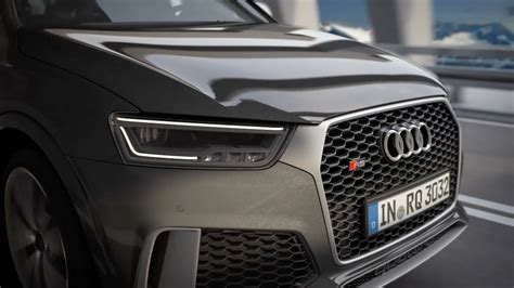 2015 Audi RS Q3 - Engine detail - YouTube