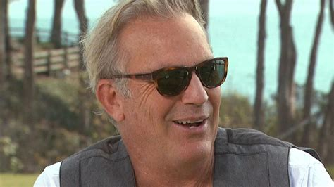 Kevin Costner Talks Fatherhood at 60: If It Was Up to Me