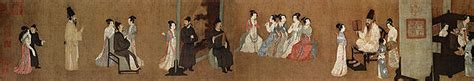 this song dynasty 960 1279 painting entitled the night