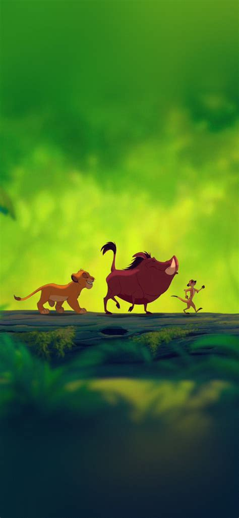 bd52-disnay-hakuna-matata-simba-cute-animal-art