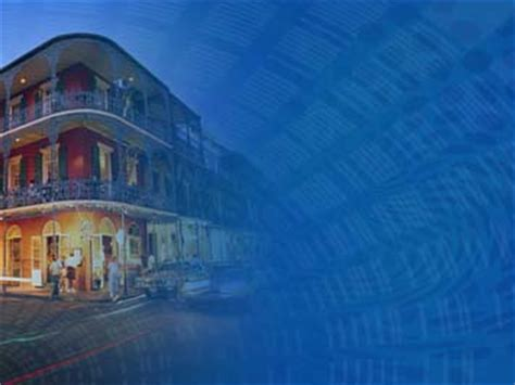 New Orleans 01 - PowerPoint Templates