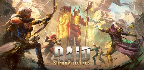 RAID Shadow Legends Hack and Cheats for iOS and Android