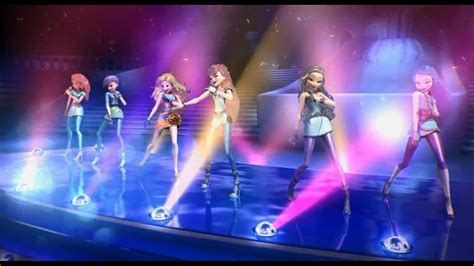 Winx Club 3D:The Mystery of the Abyss! Official Trailer